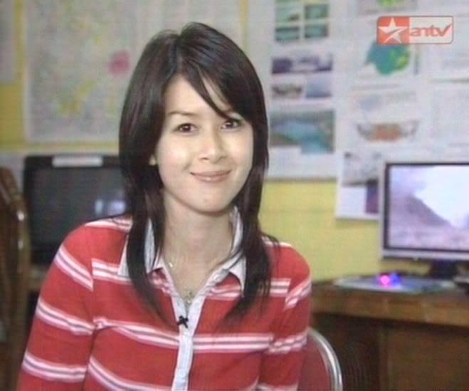 Grace Natalie: Penyiar TV One Paling Cantik Grace Natalie