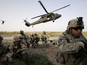 Pasukan Amerika Serikat dan Sekutunya