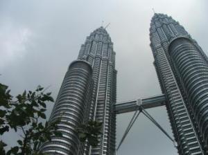 Menara Kembar Petronas simbol Malaysia